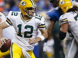 Packers Prepared, Giants not so much 2017 images