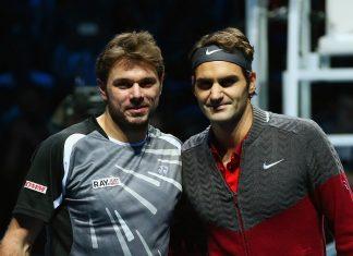 Roger Federer, Stan Wawrinka advance at 2017 Australian Open images