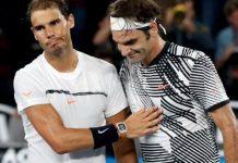 Roger Federer wins 2017 Australian Open beating rafael nadal images
