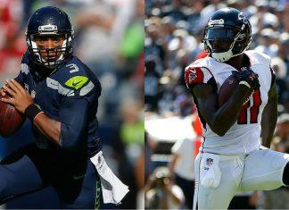 Round 2   atlanta Falcons vs seattle Seahawks