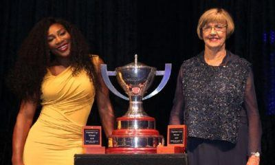 Serena Williams Way Out of Margaret Court's League 2017 images