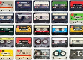 The Lingering Audiocassette 2017 images