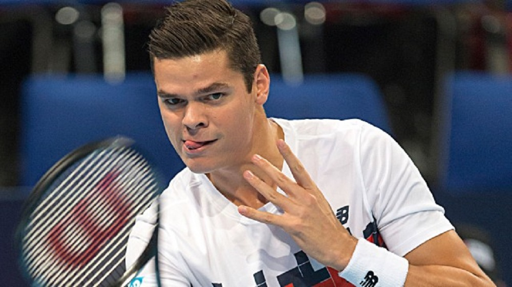 Will Milos Raonic's Body Hold Up at 2017 Australian Open images