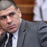 aaron hernandez in court for murder trial