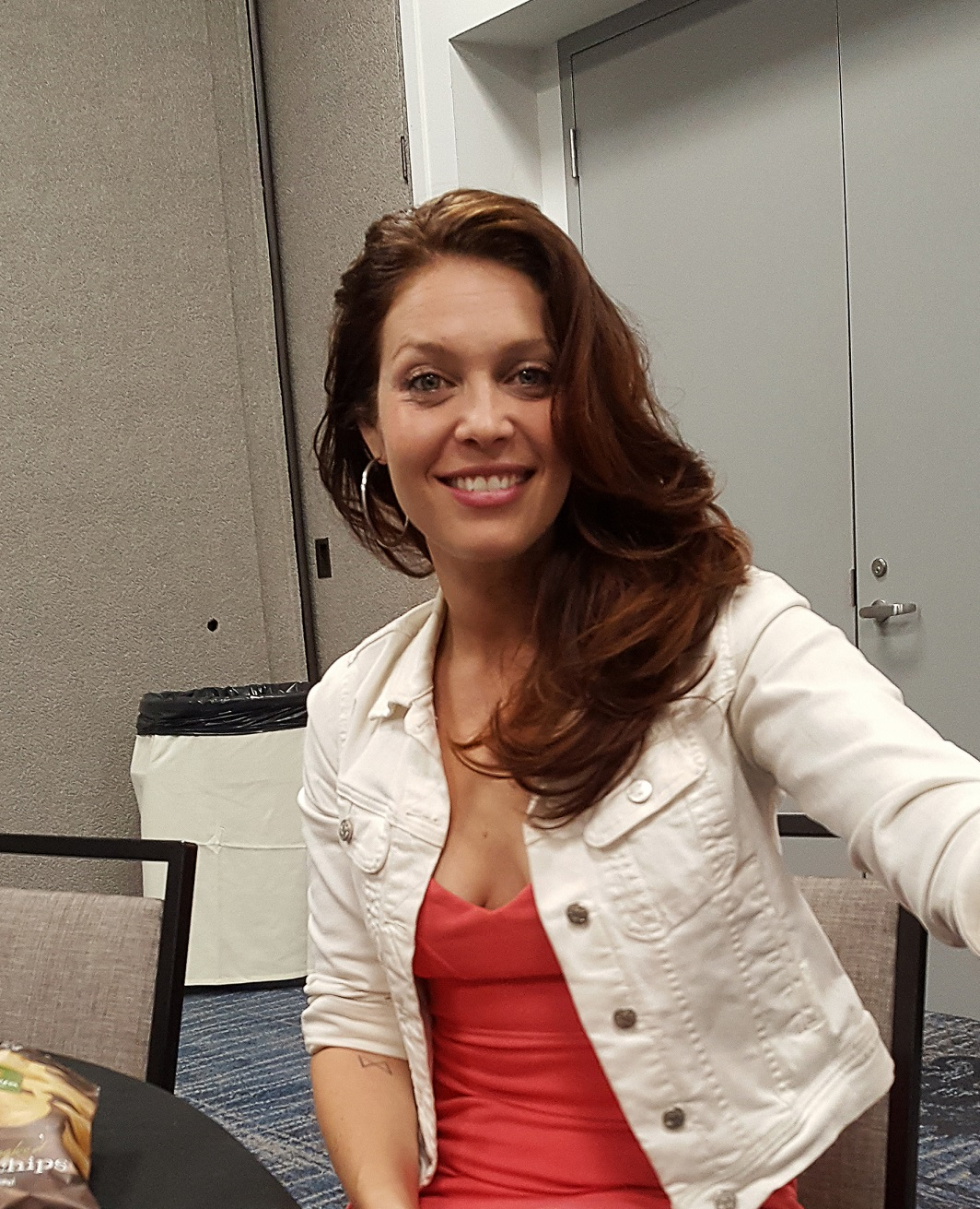 Alaina Huffman talks Directing, Fandom, Social Change and 'Supernatural', of course 2017 images