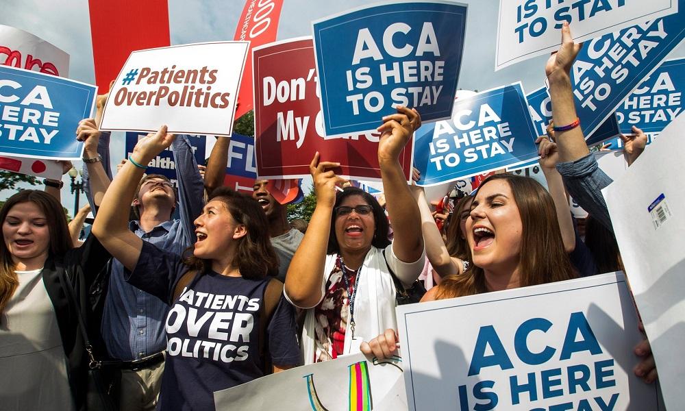 America's health care showdown battle begins: Obamacare vs TrumpCares? 2016 images