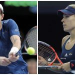 Andy Murray and Angelique Kerber knocking out: 2017 Australian Open