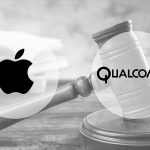 apple fights qualcomm over patent