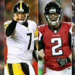 Atlanta Falcons earn their way into Patriots, Steelers and Packers territory