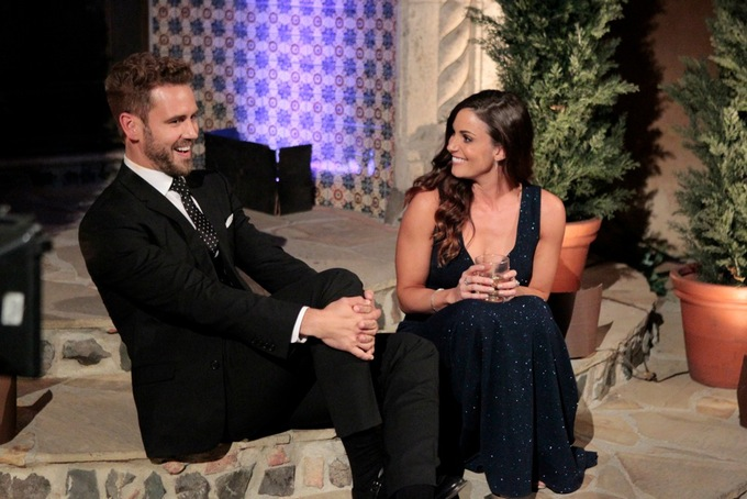 bachelor nick viall with liz 2017