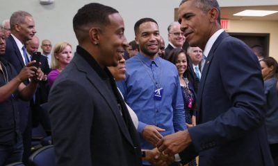 barack obama remembered as bridging politics and hip hop 2017 images