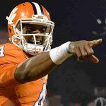 Clemson's Deshaun Watson skips Cleveland Browns request