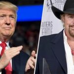 donald trump inauguration toby keith