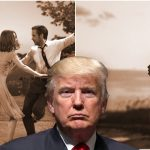 Donald Trump loomed over Golden Globes and 'La La Land's' glory