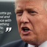 donald trump on obamacare
