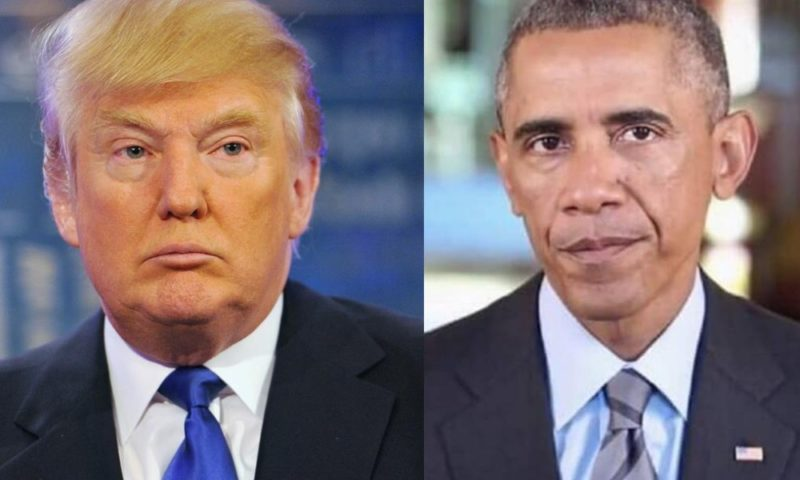 donald trump ready to take over for barack obama