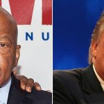 Donald Trump takes on civil rights legend John Lewis with Twitter