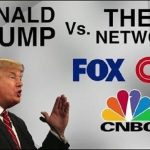 Donald Trump vs Media only hurts Americans