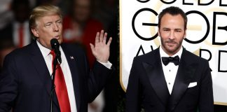 donald trump vs tom ford plus zayn malik lous tomlinson truce 2017 images