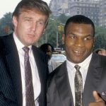 donald trump with mike tyson