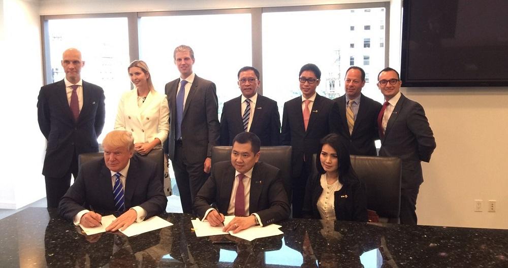 donald trumps biz partner has big indonesia plans 2017 images
