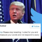 Donald Trump's latest Twitter tantrum brings in Nazi Germany