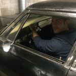 dustin dorough supernatural impala movie tv tech geeks interview