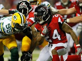 falcons take over packers 44 21 now ready for patriots 2017 images
