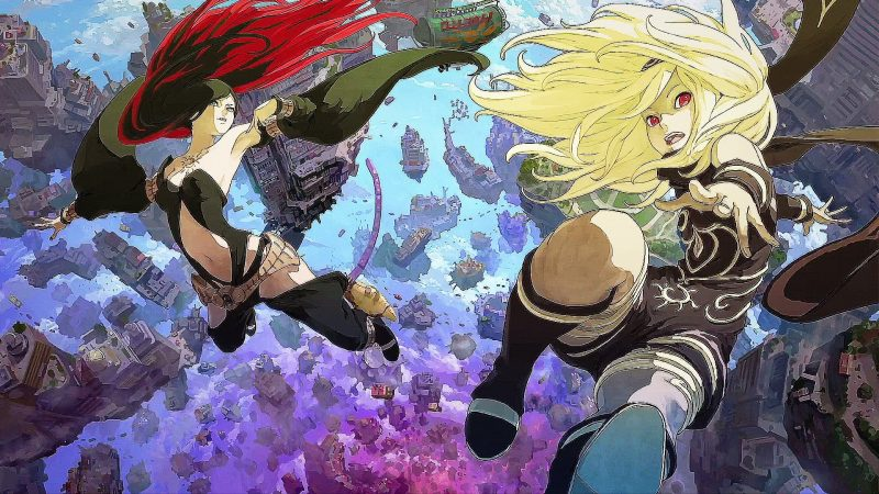 gravity rush 2 hits in january