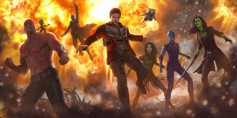 guardians of the galaxy 2 2017 movies