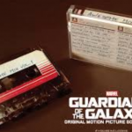 guardians of the galaxy audiocassette