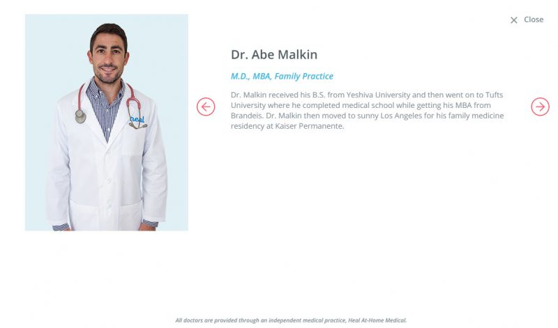 heal doctor abe malkin movie tv tech geeks