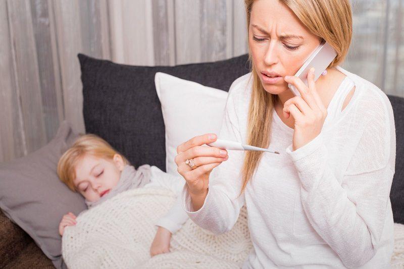 heal helps sick kids