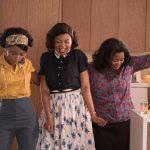 hidden figures landed top spot at box office