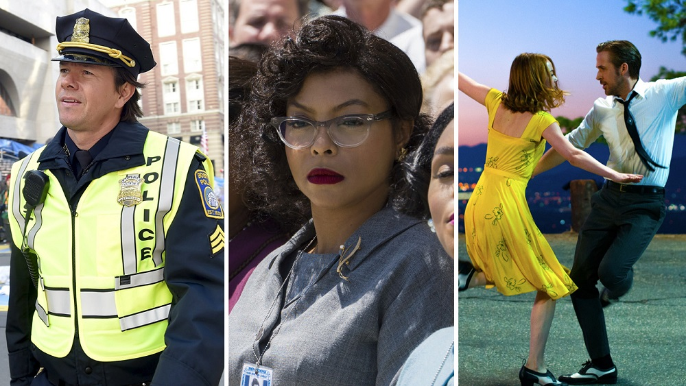 'Hidden Figures' tops box office while Scorsese and Affleck films tank 2017 images