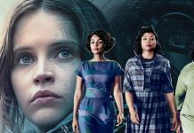 hidden figures wound up topping box office over rogue one 2017 images