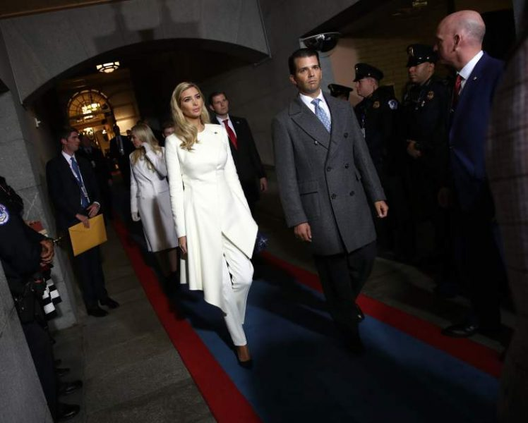 ivanka trump inauguration dress olivia pope