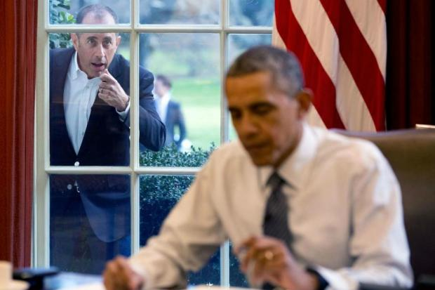 jerry seinfeld netflix deal plus barack obama
