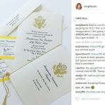 jill zarin donald trump inauguration invites