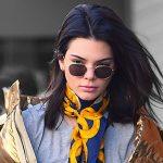 Kendall Kylie Jenner NYC foursome plus Kim Kardashian easy cameo