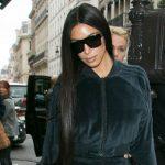 kim kardashian paris robbery police report gossip