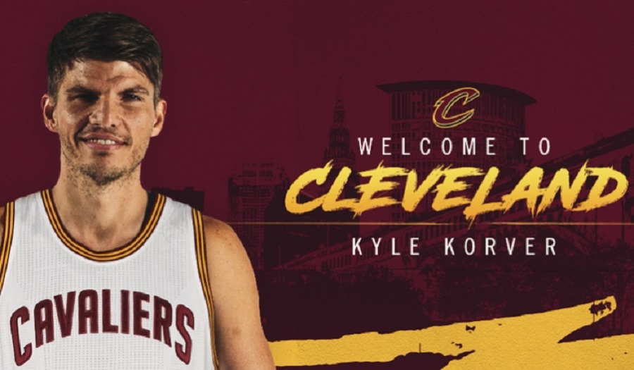 c68cb5348be0 kyle korver picked up by cleveland cavaliers 2017 images