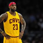 LeBron James getting tense with Cleveland Cavaliers