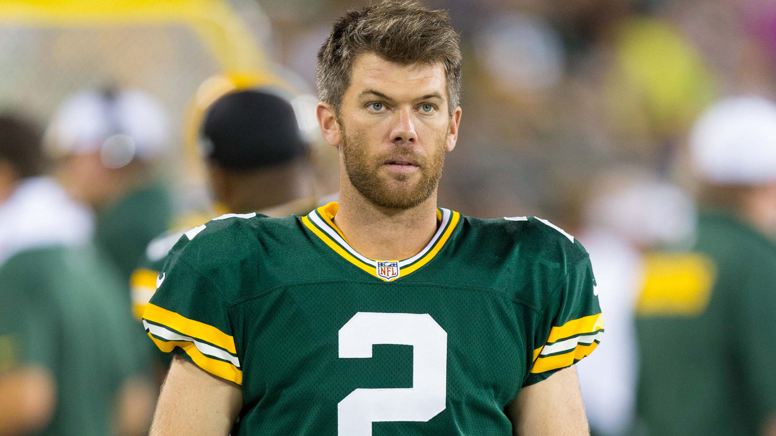 mason crosby packers kicker