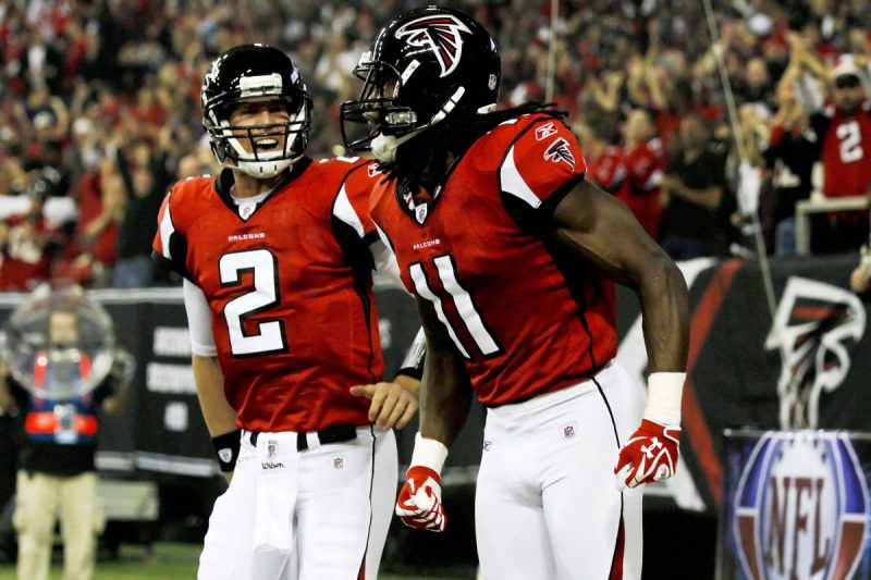 matt ryan and julio jones 2017
