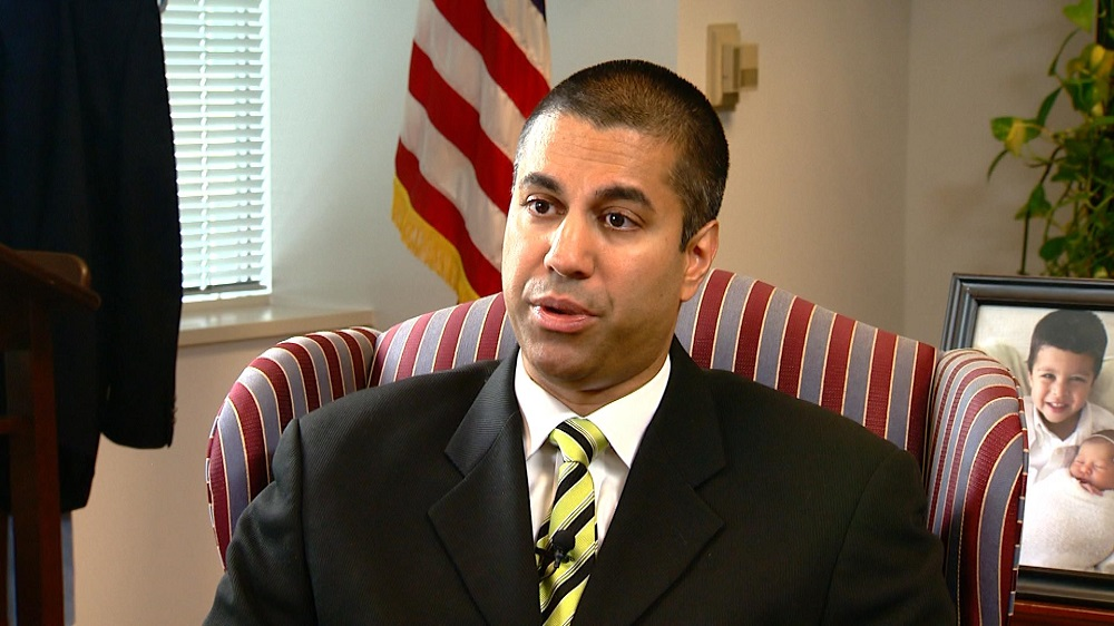 net neutrality donald trump eyes ajit pai for fcc 2017 images