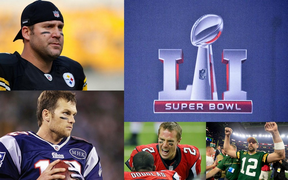 NFL Final 4 QBs health is final road to Super Bowl 51 2017 images