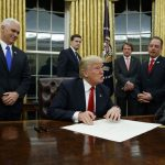 Obamacare: Just how does Donald Trump's executive order affect it?