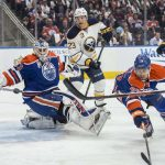 oilers heading into playoffs