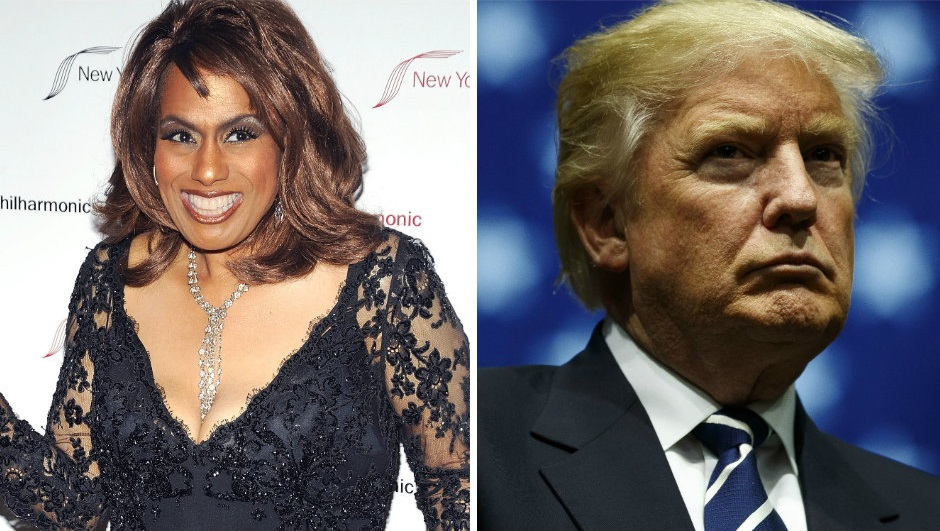original dreamgirl jennifer holliday pulls out on donald trump 2017 images